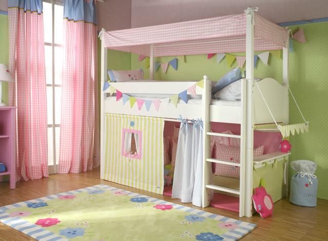 pastel girls bedroom landhausstil kinderzimmer. Black Bedroom Furniture Sets. Home Design Ideas