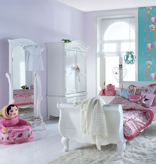 Rustic and Romantic CLAUDIA KIDS FURNITURE traditional-kids