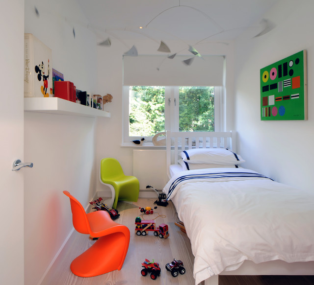 terraced house refit scandinavian kids london by tg studio