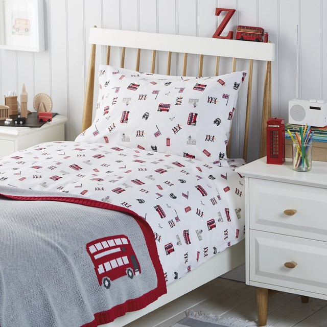 The White Company Children\'s Bedroom - Country - Kids ...