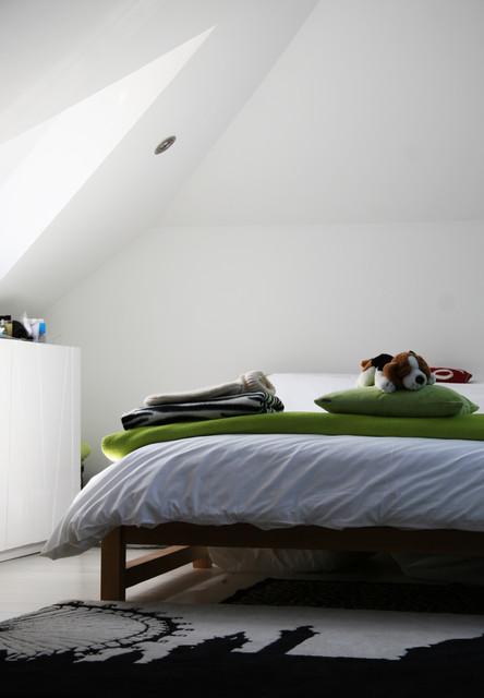 Triangular Dormer contemporary-kids