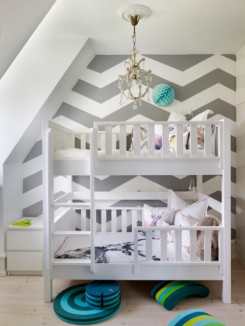 8 idéer för barnrum med två barn