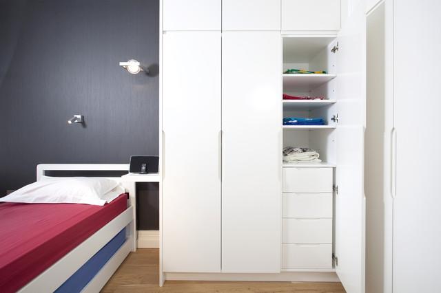 White Wardrobe | Houzz