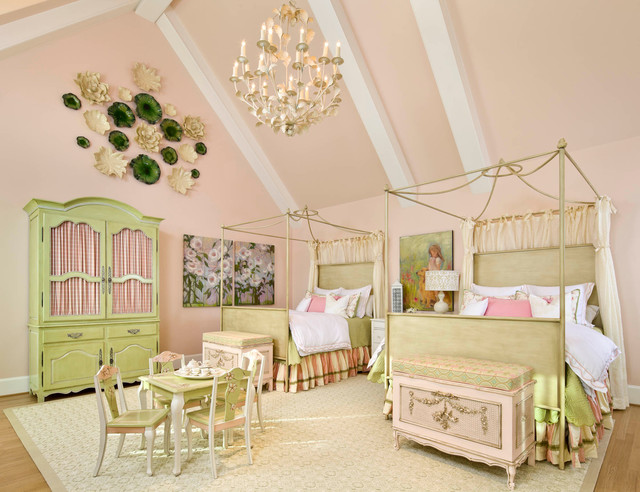 25,000 SF of Luxury traditional-kids