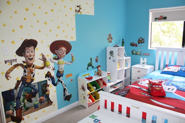 4 year old boys room contemporary kids wellington for Room decor for 5 year old boy