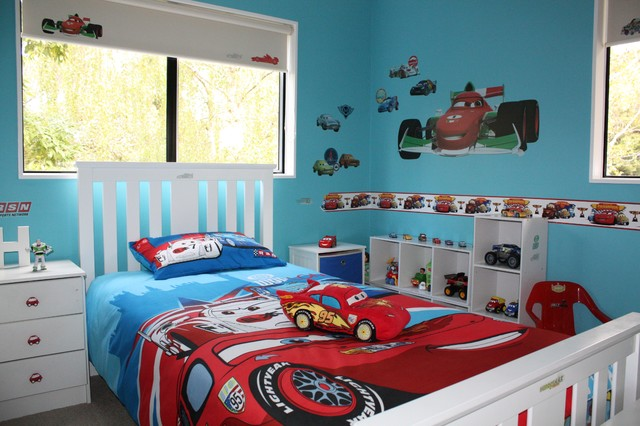 4 year old boys room contemporary kids other metro for Bedroom ideas 8 year old boy