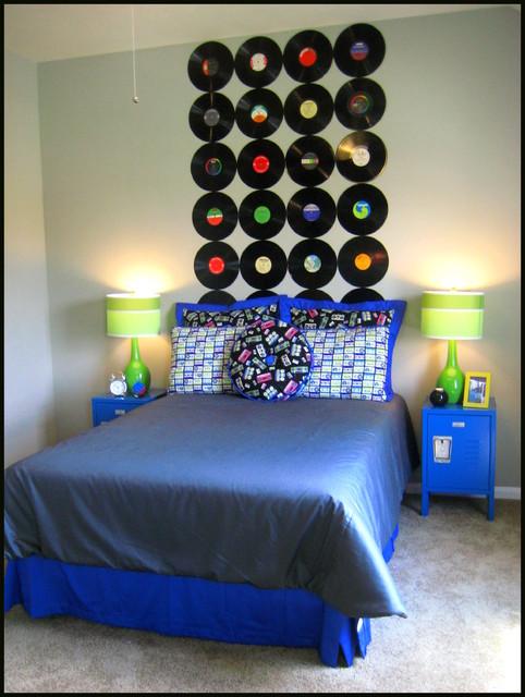 80 39 s room eclectic kids atlanta by modern nest for Rooms to go kids atlanta