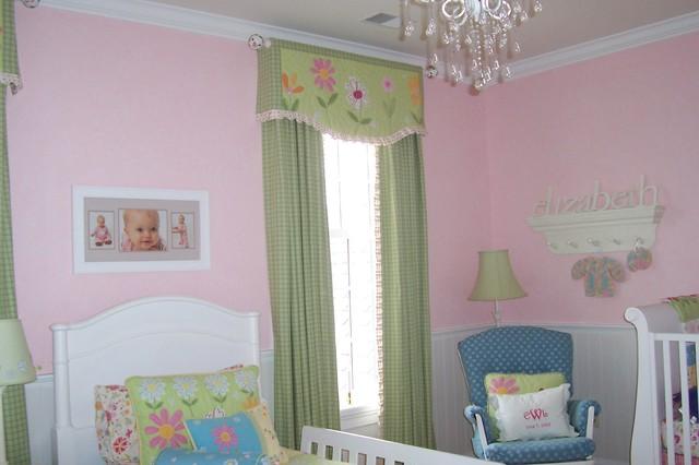 A Garden Inspired Baby's Room kids