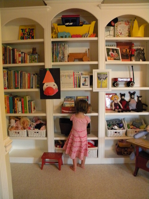 A Playroom eclectic-kids