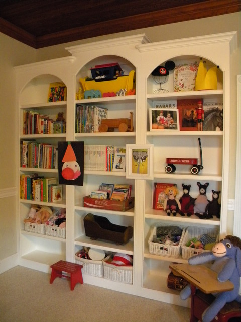 A Playroom eclectic kids