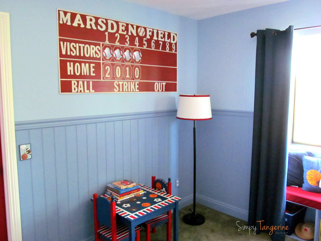 All Star Sports Themed Room traditional kids. All Star Sports Themed Room   Traditional   Kids   San Diego   by