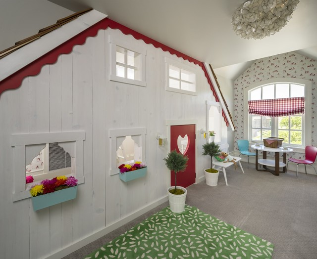 Alpine Home Parade Of Homes 2015 Transitional Kids