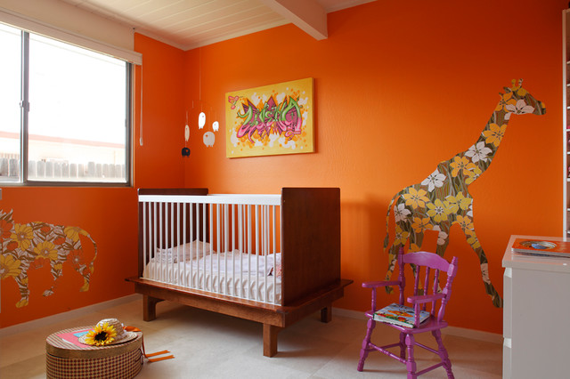 an eichler for every age in orange california r tro chambre d 39 enfant orange county par. Black Bedroom Furniture Sets. Home Design Ideas