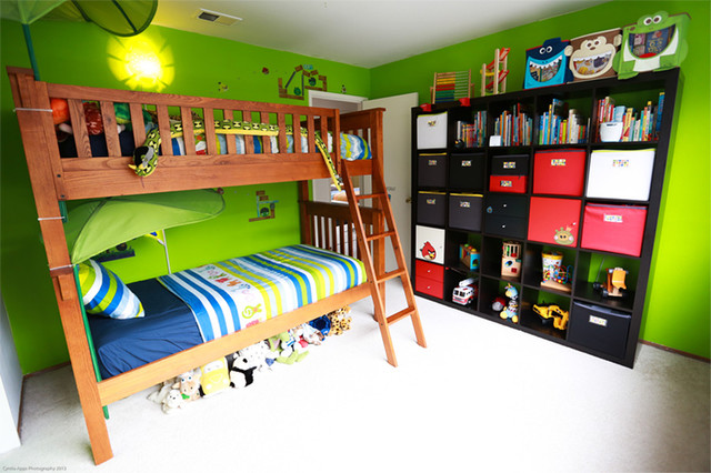 Angry Birds Kids Room Traditional Kids Other Metro