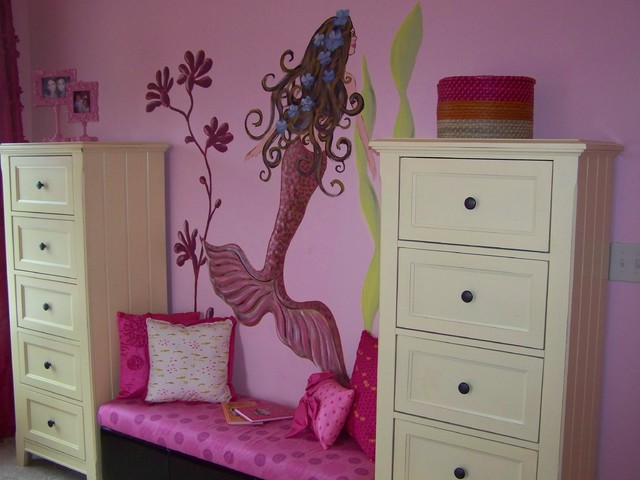 Anita roll modern kids atlanta by anita roll murals for Rooms to go kids atlanta