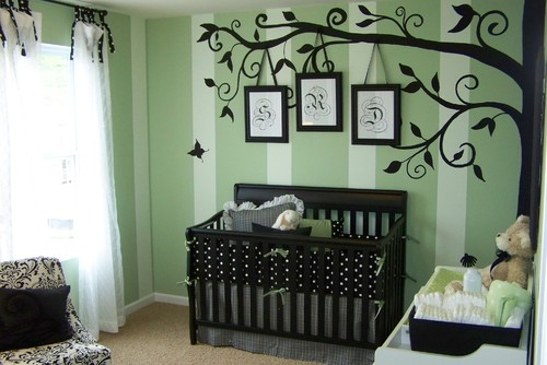 Best Decoration to Baby Rooms modern kids
