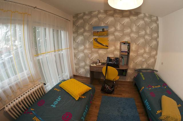 apartment in Belgrade contemporary-kids
