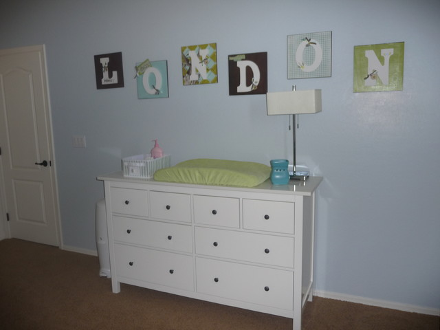 Argyle Bedroom contemporary-kids
