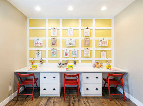 Kids Craft Room Ideas: How To Nest For Less™