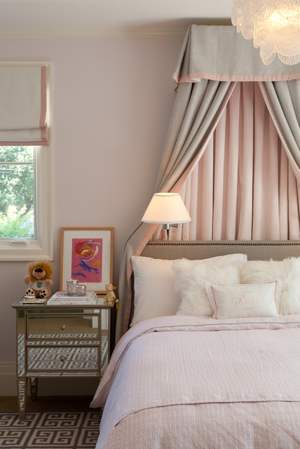 Atherton ca new home construction contemporary kids for Kids bedroom window treatments