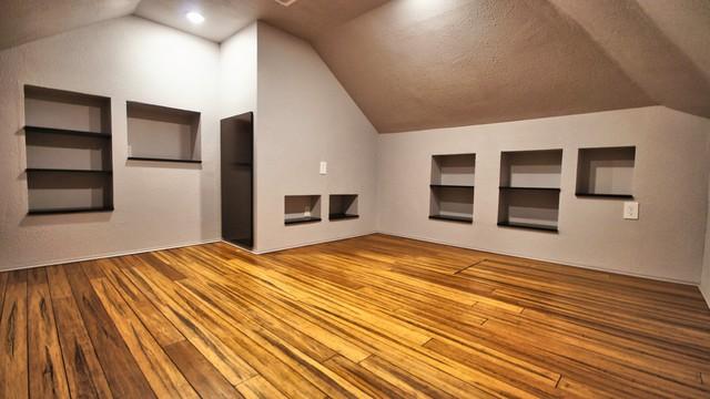 Exterior: Attic Kid's Room Addition