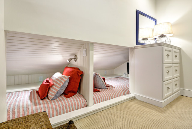 Award winning alcove beds bord de mer chambre d 39 enfant charleston par distinctive design - Amenagement petite chambre enfant ...