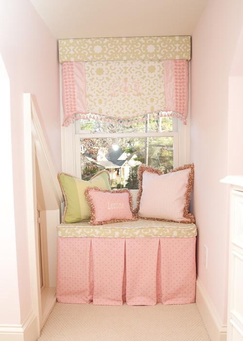 Traditional Pink Girls Nursery