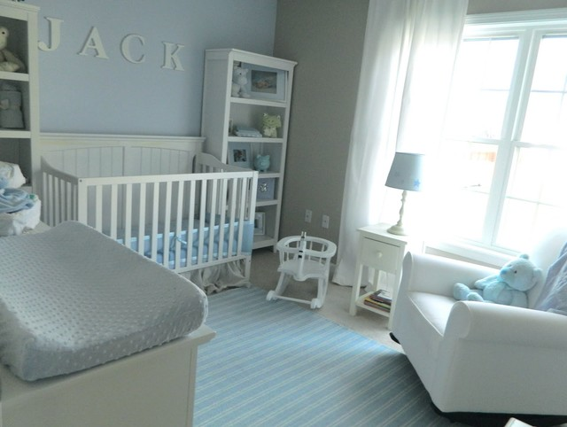 blue baby bedroom baby blue nursery traditional