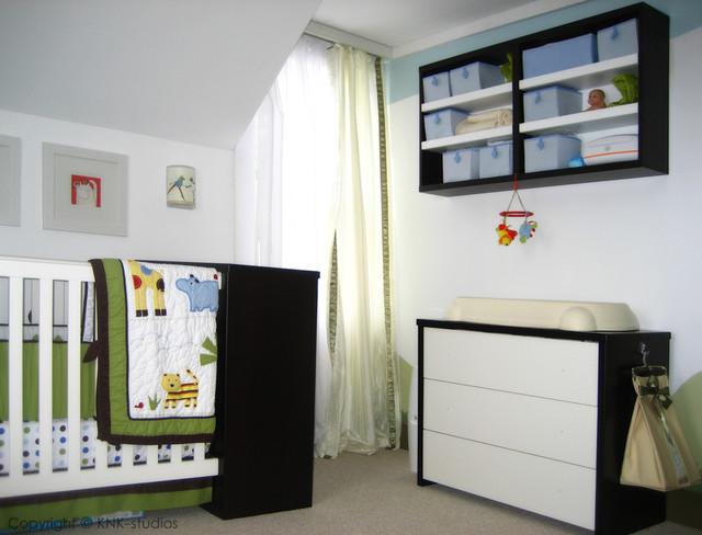Baby Boy Room contemporary-kids