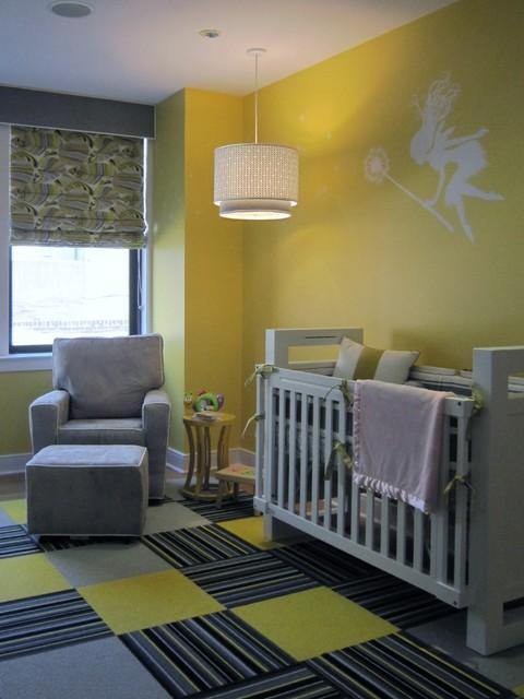 Baby Girl Nursery Modern Kids Philadelphia By