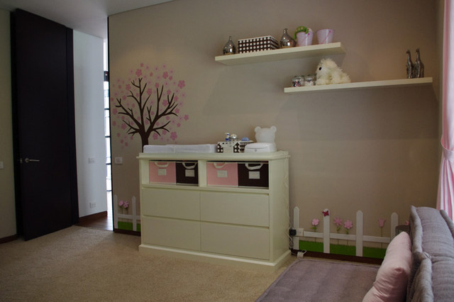 Baby Room contemporary-kids