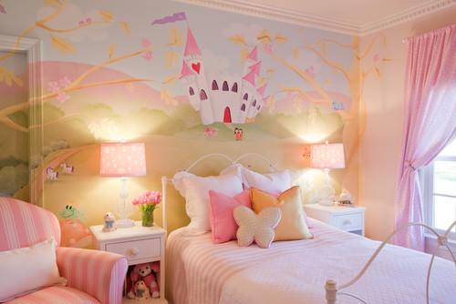 Kinderkamer Prinsessenkamer Inrichten : Shop tips en inspiratie voor het maken van een prinsessenkamer