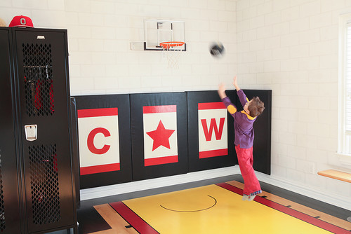 Basketball hoop wall mount for Basketball hoop for kids room