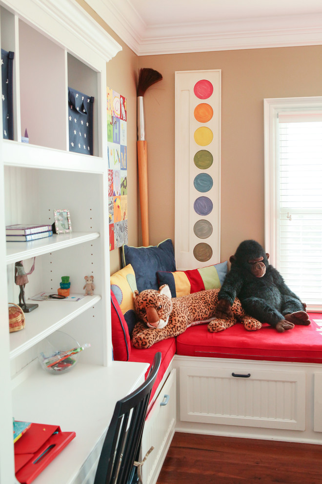 Eclectic playroom photo in Columbus