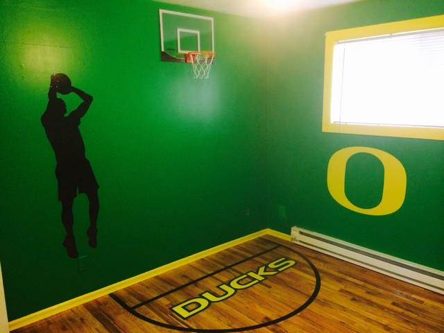 Basketball bedroom kids portland by cashmere