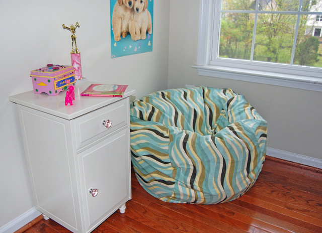 Bean Bag Chairs for Girls Rooms traditional-kids