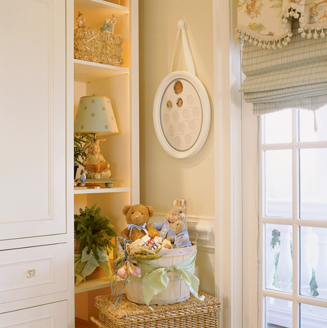 Beatrix potter nursery traditional kids dc metro for Beatrix potter bedroom ideas