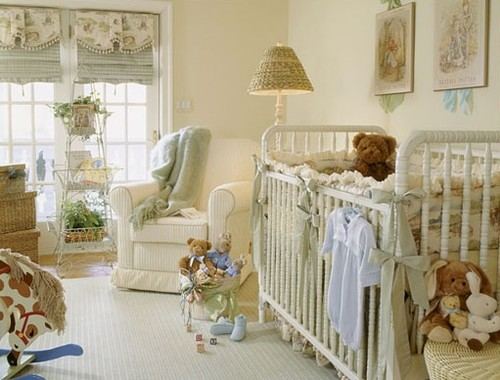 Paint color of the wall for Beatrix potter bedroom ideas