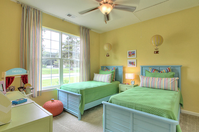 Beaufort Model Home - Traditional - Kids - Other - by ...