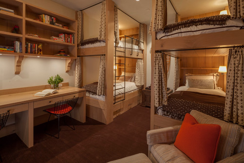 Bunk Beds Have Grown Up In Style Function Red Lotus Home
