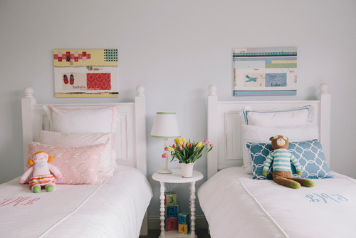 How To Decorate A Girl And Boy Shared Bedroom