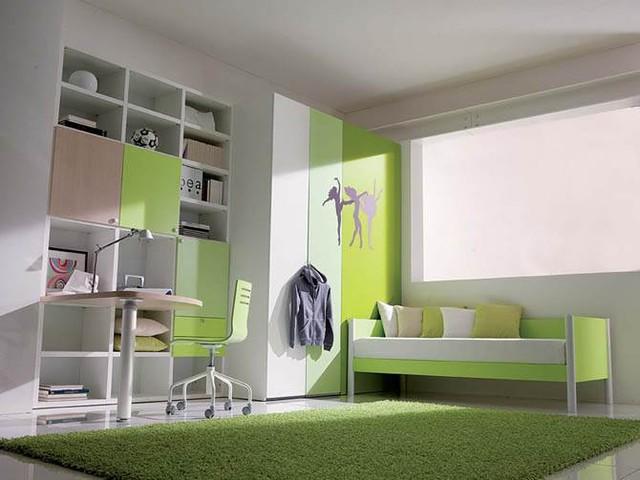 Bedroom Design   Modernminimalis.com modern-kids