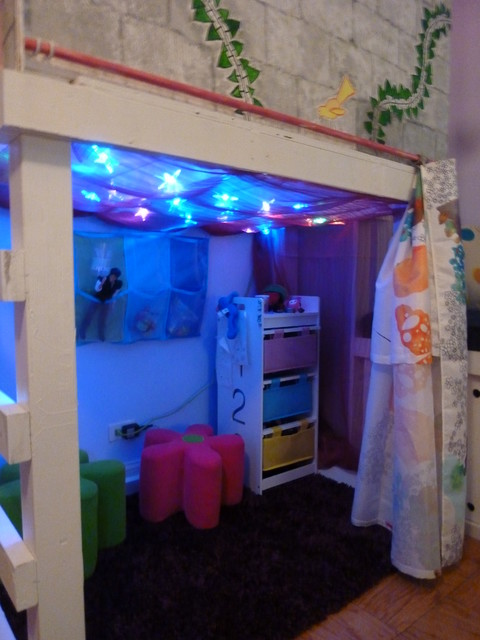 Bedroom for a 5 year old girl contemporary kids new for Room decor for 6 year old boy