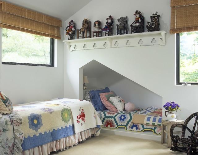 Bedroom kids chicago by semelsnow interior design inc for Rooms 4 kids chicago