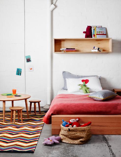 Bedroom industrial-kids