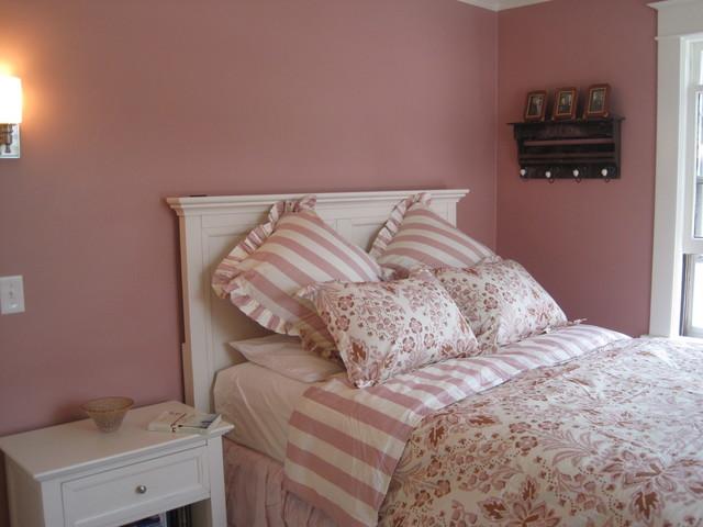 Bedroom Updates  Guest & Girls traditional-kids