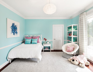Bedrooms Traditional Kids New