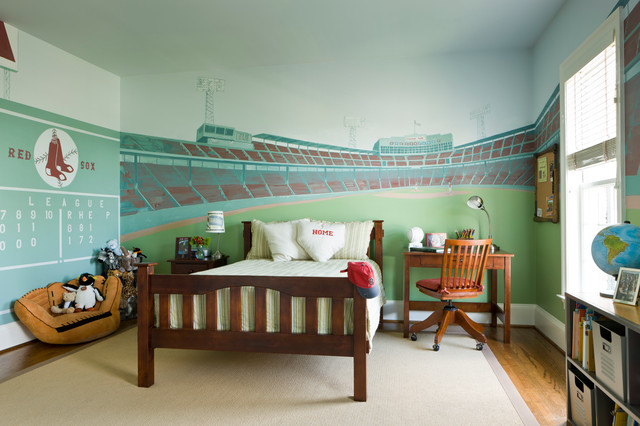Bedrooms Traditional Kids DC Metro By Houseworks