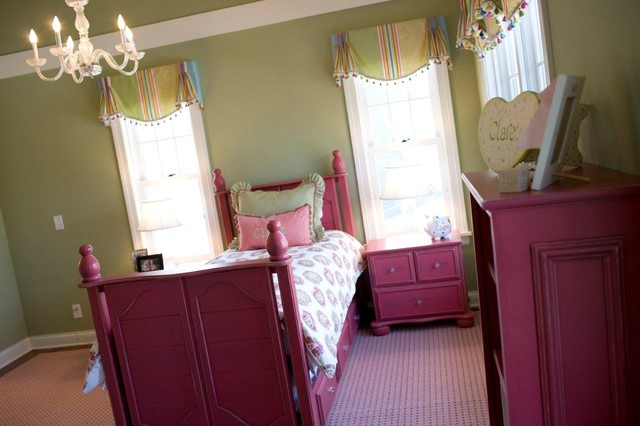 Bedrooms traditional kids
