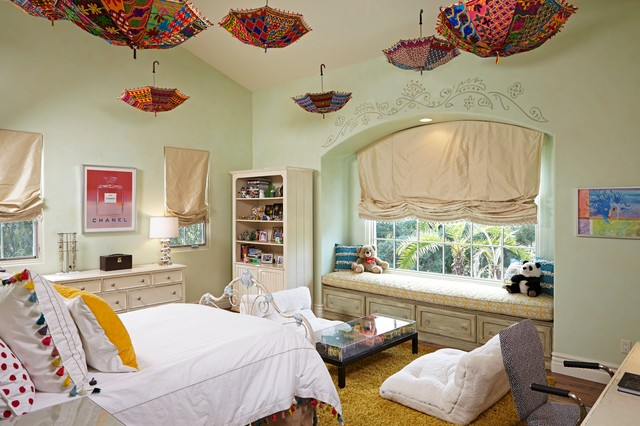 kinderzimmer shabby chic, bedrooms - shabby-chic style - kids - los angeles - by susan corry, Design ideen